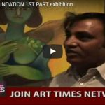 ANKAN ART FOUNDATION Exhibition November 2008