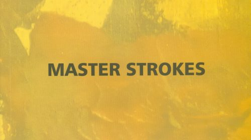 Master Strokes, group show at Visual Art Gallery, IHC Delhi,  10-13 May 2016.