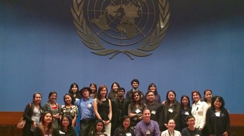 Editor in Chief Virender Kumar (Viren K) is in United Nation office in Bangkok Thailand